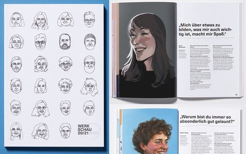 """Buch - """"Gesichter und Geschichten"""""""